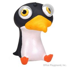 Poppin Peepers Penguin