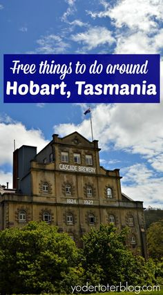 Free things to do around Hobart, Tasmania.  Here is my guide of things to do within a 30 minute drive of Hobart that are family-friendly.