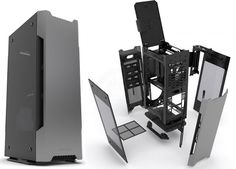 Informática Sin Limites: Phanteks lanza sus chasis Evolv Shift y Evolv Shif...