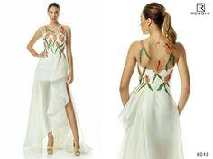 Rengin Collection; Dress: 5048 #eveningdress #coctaildress #promdress #abiye #fashion #style #dress #rengin #rengincollection  www.rengin.com.tr