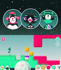 The new Toca Blocks app: An amazing new educational app that's like Minecraft meets Mario. Great for road trips!