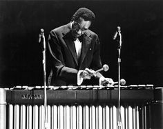 Milt Jackson - discovered by Dizzy Gillespie to become the most popular vibraphonist ever. Played with many of the greats and became the leader of Modern Jazz Quartet.