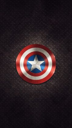 Captain America Shield Android Wallpaper