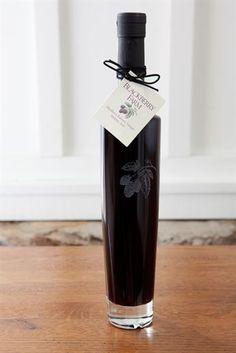Blackberry Balsamic Vinegar