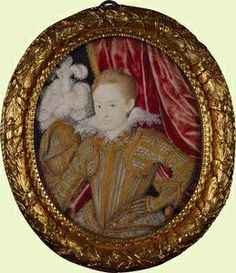 Henry, Prince of Wales, son of James I, grandson of Mary, Queen of Scots  studio…