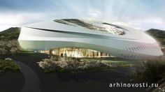 Библиотека от Architects Collective. Далянь, Китай.