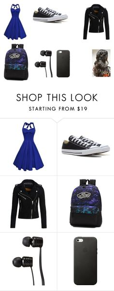 """""""untitled #7"""" by alex-hayze on Polyvore featuring Converse, Superdry and Vans"""