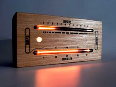 How cool is that!!! Is the union between a Cold War technology + Modern electronics + A handmade wooden enclosure. Where can you get one? ----> http://kck.st/1SW5eqK