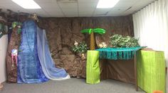 Jungle Vbs Decorating Ideas