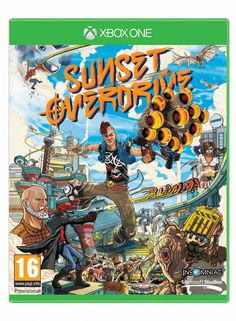 Sunset Overdrive (Xbox One): Amazon.co.uk: PC & Video Games