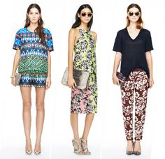 J.Crew Spring 2014: Life's a Beach - Vogue Daily - Fashion and Beauty News and Features