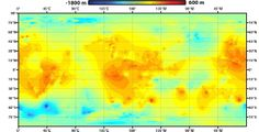 Using data from NASA's Cassini spacecraft, scientists have created the first global topographic map of Saturn's moon Titan, giving researchers a tool for learning more about one of the most Earthlike and interesting worlds in … Space Saturn, Space And Astronomy, Facts About Saturn, Saturns Moons, Space Images, Space Program, Topographic Map, Space Exploration, Patterns In Nature