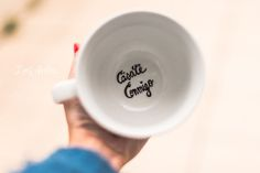 Tazón pintado a mano. Tazon personalizado. Tazón Hello kitty. Hello Kitty Mug. Handpainted. Marry Me. Lady Selva Shop http://ladyselva.bigcartel.com/category/ceramica-ilustrada