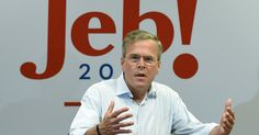 Jeb Bush: The Pope Shouldn't Discuss Climate Change Because 'He's Not A Scientist'