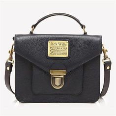 Handbags at dawn: the Forstal Mini Satchel #JackWills http://wills.ly/145OYPa