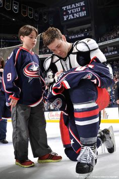 Dalton Prout, Columbus Blue Jackets (April 30, 2013, © gingersaysjump)