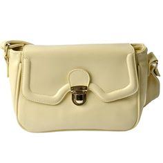 Women's Casual PU Leather Shoulder Bag/ Handbag