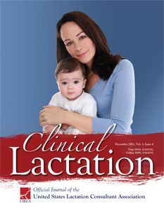 Clinical Lactation-- Official journal of the United States Lactation Consultation Association