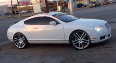 #Bentley GT