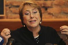 Bachelet denuncia sexismo en las elecciones chilenas