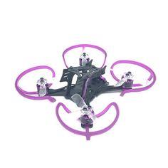 3B-R 100 100mm Wheelbase RC Drone FPV Racing Frame Combo 1105 6000KV Motor Gemfan 2035 3P Propeller 70g
