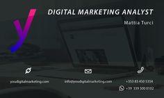 Business Card YDM Agency