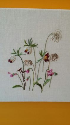 how to do brazilian embroidery stitches Embroidery Flowers Pattern, Wool Embroidery, Japanese Embroidery, Vintage Embroidery, Ribbon Embroidery, Embroidered Flowers, Cross Stitch Embroidery, Machine Embroidery, Brazilian Embroidery Stitches