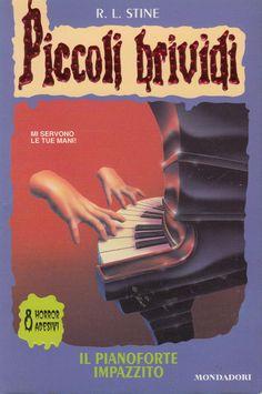 Piccoli Brividi 13 - Il pianoforte impazzito (Piano Lessons Can Be Murder)