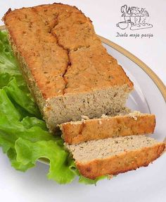 Kielbasa, Food Cakes, Meatloaf, Banana Bread, Cake Recipes, Sandwiches, Yummy Food, Xmas, Christmas