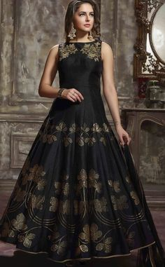 @triptiproducts Indian Long Dress, India Fashion, Women's Fashion, My Wardrobe, Kurti, Gypsy, Gown, Girls Dresses, Traditional
