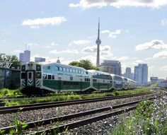 Description Georgetown GO Train Locomotive, Family Fun Places, Go Transit, I Am Canadian, Trains, Union Station, Places Ive Been, To Go, Search