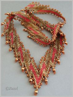 Zuzzi Awesome beadwork and color