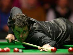 Ronnie O'Sullivan: Through to the semi-finals