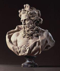 Bust of Neptune