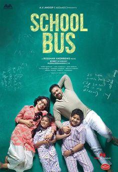 School Bus Movie Poster