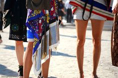 street style scarves
