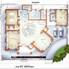 تصاميم مخططات معمارية