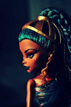 Nefera De Nile | Monster High Nefera de Nile | Flickr - Photo Sharing!