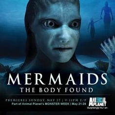 This Two-hour CGI Special Unravels Mysterious Underwater Sound Recordings, Dives Deep into the Aquatic Ape Theory and Questions if Mermaids are Related to People.