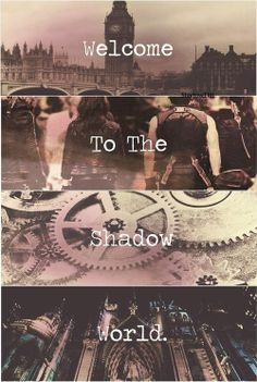 Welcome to the shadow world.