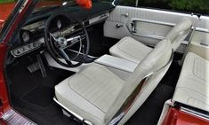 Actual mileage may vary depending on driving conditions, driving habits, and vehicle maintenance. Red Engine, Buy Classic Cars, 1964 Ford, Collector Cars For Sale, Ford Galaxie, Free Cars, Car Prices, Ford Models, Colorful Interiors