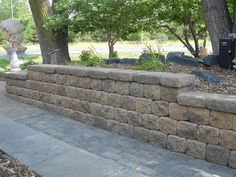 Versa Lok Retaining Wall Blocks | Recent Photos The Commons Getty Collection Galleries World Map App ...