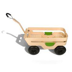 Kaiku Zen Wagon  Very nice, sleek design!
