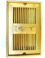Чабань бамбуковая 27х19см