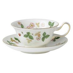 Wedgwood Wild Strawberry Teacup - 50105504065