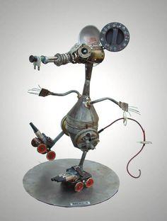 Mecanic Mouse