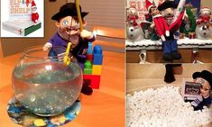 Meet the Mensch on a Bench, Hanukkah's answer to the Elf on the Shelf #DailyMail