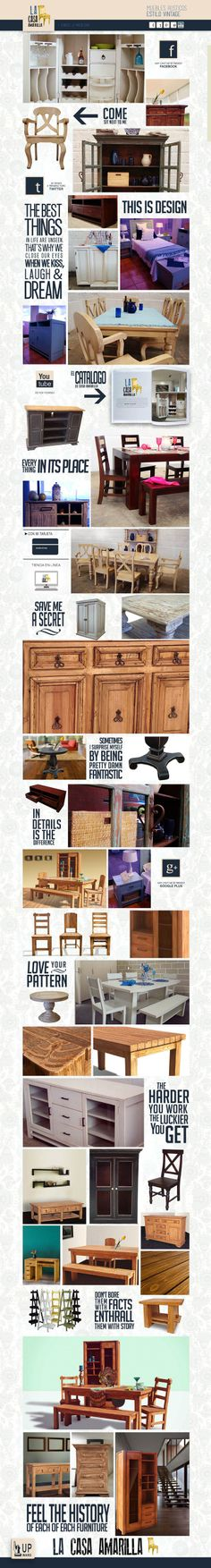 La Casa Amarilla ® sitio web. Home.