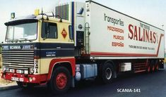 SCANIA-141 Automobile, Old Lorries, Road Transport, Commercial Vehicle, Vintage Trucks, Cool Trucks, The Good Old Days, Heavy Equipment, Cars And Motorcycles