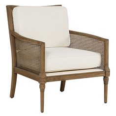 Decorator style with a Wymberly Cane Armchair with Cushions? Get gorgeous Ballard Designs chairs & furniture accent pieces you'll love to live with today! Cane Furniture, Furniture Sets, Furniture Design, Furniture Nyc, Urban Furniture, Rattan Furniture, Steel Furniture, Furniture Outlet, Plywood Furniture